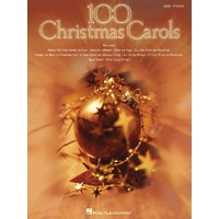 100 CHRISTMAS CAROLS EASY PIANO