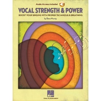 Vocal Strength And Power Bk/Cd