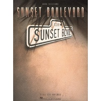 Sunset Boulevard Vocal Selections