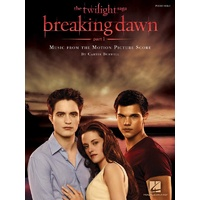 Twilight Breaking Dawn Part 1 Piano Solo