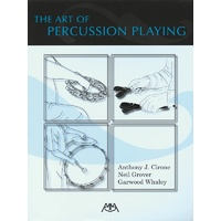 ART OF PERCUSSION PLAYING