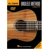 Hl Ukulele Method Dvd