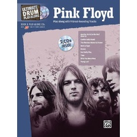 PINK FLOYD ULTIMATE DRUM PLAY ALONG BK/2CD