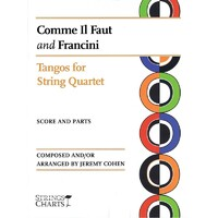 Tangos For String Quartet