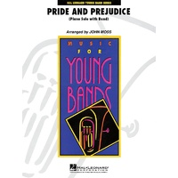 Pride And Prejudice (Piano Solo W/Band) Cb3