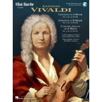 Vivaldi - Violin Concerti Rv 356 522 230 Bk/Cd