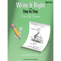 Write It Right Bk 2