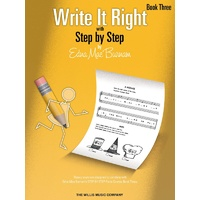 WRITE IT RIGHT BK 3