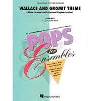 Wallace And Gromit Flute Ens (Pod) Pens2-3