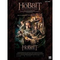 The Hobbit - The Desolation Of Smaug Easy Piano Book