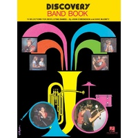 Discovery Band Bk 1 Bass Clarinet (Pod)