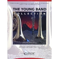 Young Band Collection Bari Sax