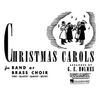 Christmas Carols For Band 2Nd Clarinet