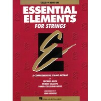 Essential Elements Strings Bk 1 Cello