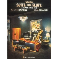 Suite For Flute And Jazz Piano Trio Sc/Pts