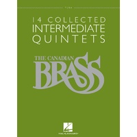 Canadian Brass 14 Collected Int Quintets Tuba
