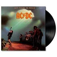 AC/DC - Let There Be Rock - LP