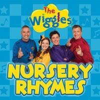 THE WIGGLES - Nursery Rhymes CD 2017