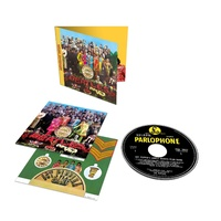 The Beatles - Sgt. Pepper'S Lonely Hearts Club Band 50Th Ann. Cd 2017
