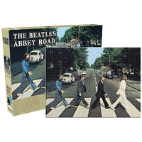 BEATLES ABBEY ROAD 1000 PIECE JIGSAW PUZZLE
