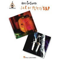 Alice In Chains - Jar Of Flies/Sap Guitar Tab Recorded Versions
