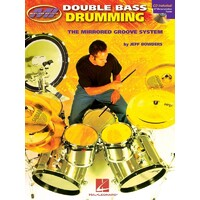 Double Bass Drumming Bk/Cd