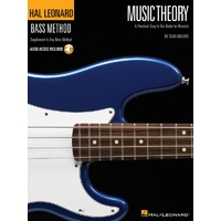 Hl Bass Method Music Theory For Bassists Bk/Cd
