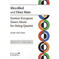 Eastern European Dance Music String Quartet