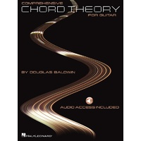 Comprehensive Chord Theory For Guitar Bk/Cd