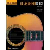 Hl Guitar Method Bk 1