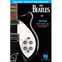 Guitar Chord Songbook Beatles A - I