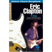 Guitar Chord Songbook Eric Clapton