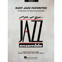 Easy Jazz Favorites Trumpet 2