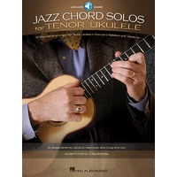 Jazz Chord Solos For Tenor Ukulele