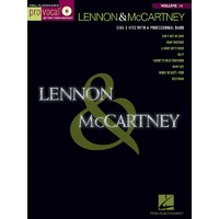 Lennon & Mccartney Pro Vocal Men V14 Bk/Cd
