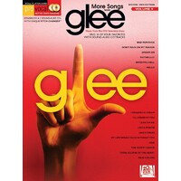 More Songs Glee Pro Vocal Men & Wom V9 Bk/2Cd