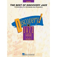 Best Of Discovery Jazz Drums