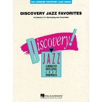Discovery Jazz Favorites Trombone 3