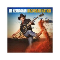 LEE KERNAGHAN - Backroad Nation CD 2019