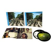 THE BEATLES - Abbey Road 50th Anniversary Deluxe Edition 2CD 2019