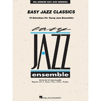 Easy Jazz Classics Piano