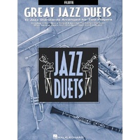 Great Jazz Duets Flute
