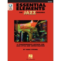 Essential Elements For Jazz Ensemble Drums Ola