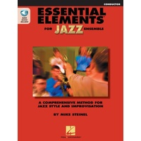 Essential Elements For Jazz Ensemble Conductor W