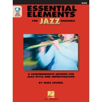 Essential Elements For Jazz Ensemble Flute Ola