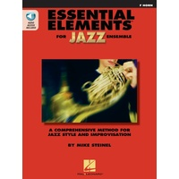 Essential Elements For Jazz Ensemble Horn W/ Ola