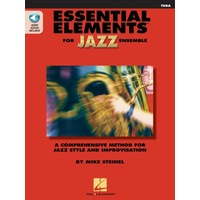 Essential Elements For Jazz Ensemble Tuba W/ Ola