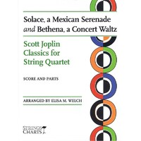Scott Joplin Classics For String Quartet