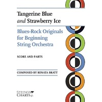Blues Rock Originals Beginning String Orchestra