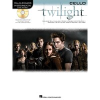 Twilight Bk/Cd Cello